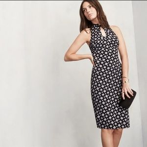 Reformation Fei Dress in Cathedral Print size XS